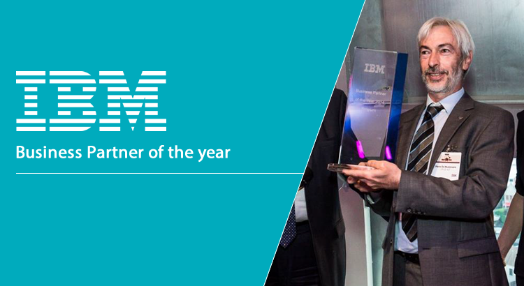IBM Business Partner of the year