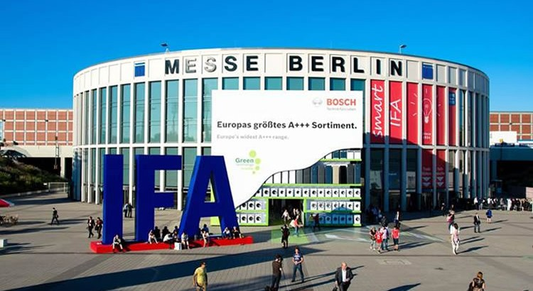IRIS @ IFA 2015 in Berlin