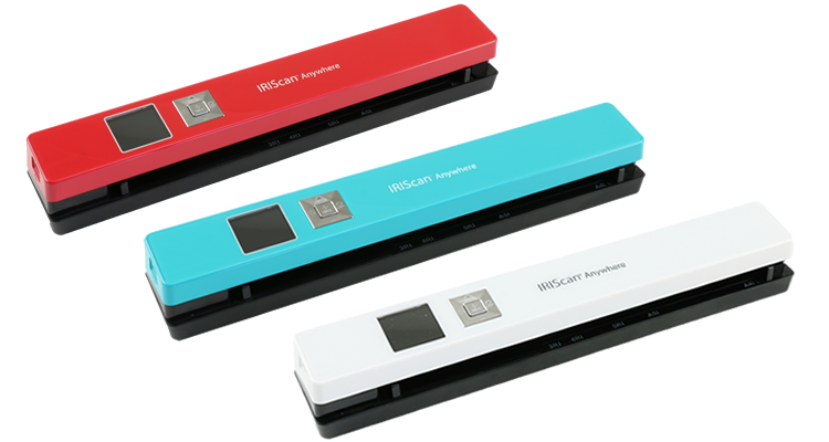 Portable Scanner IRIScan Anywhere 5