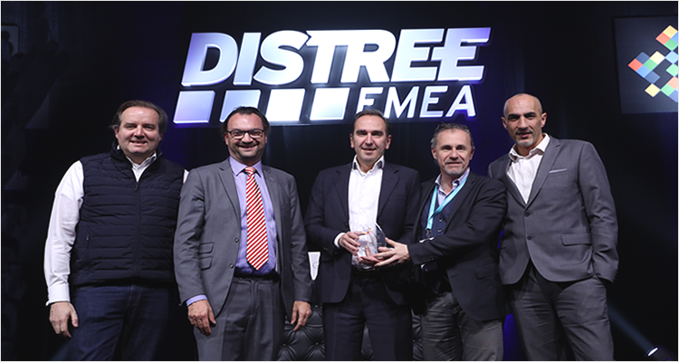 DISTREE EMEA 2018 AWARDS