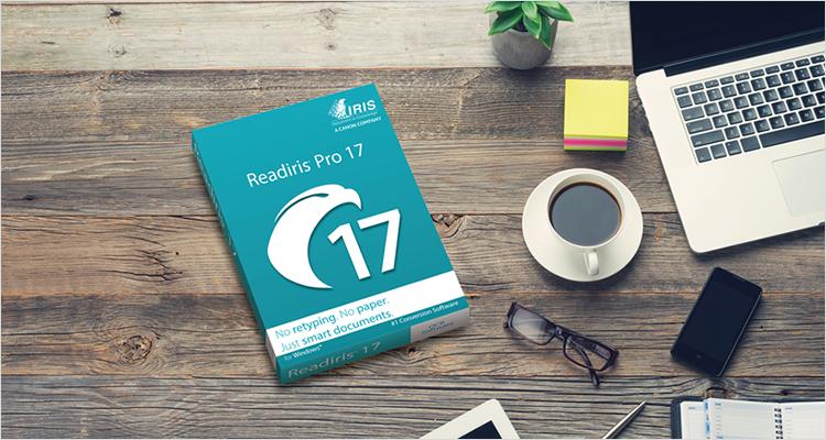 Readiris 17 PDF OCR