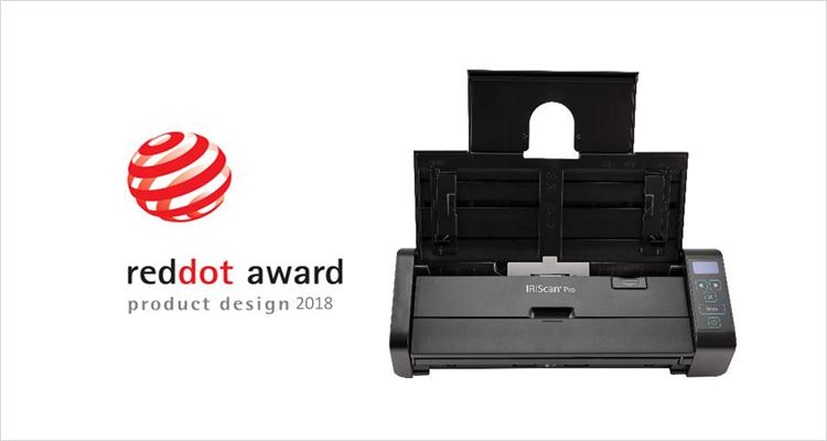 Red Dot Award IRIS
