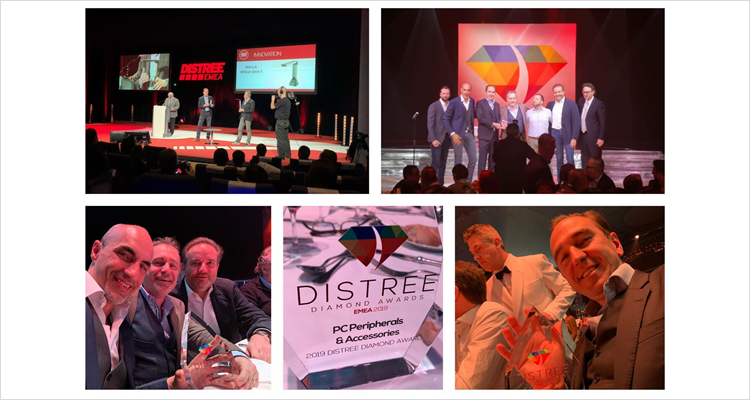 DISTREE EMEA Award