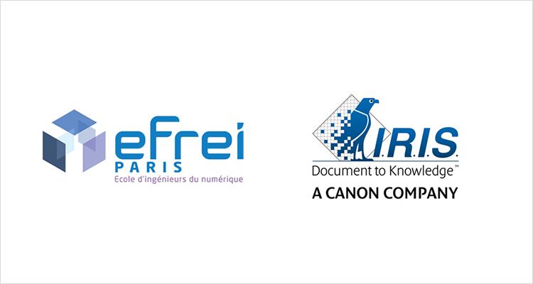 EFREI Paris IRIS Partenariat