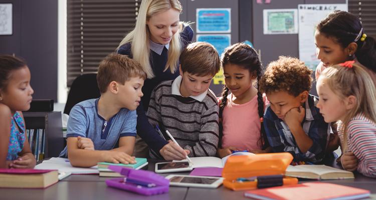 technologie IRIS eleves parents professeurs